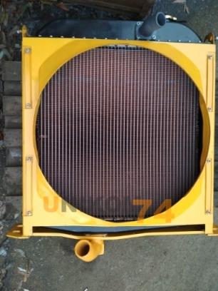 Радиатор с рамой 50-08-156-01 СП