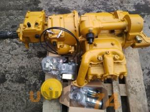 Пусковой двигатель ПД-23СП, 17-23СП