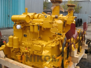Двигатель Д-180 на трактор Т-170, Б-10